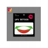 China Wholesale Lips Tattoo Sticker JYC031 for sale
