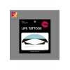 China Watertransfer Lips Sticker Tattoo JYC029 for sale