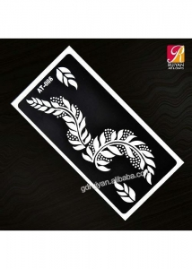 China Body Art Tattoos Stencil AT-085 on sale