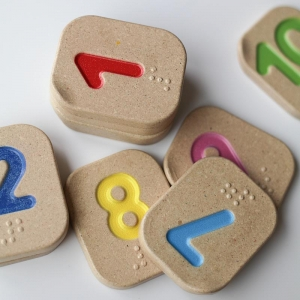 China Latest toys Braille numbers 1 to 10 on sale