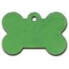 China Large Light Green Bone Tag for sale