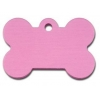 China Large Light Pink Bone Tag for sale