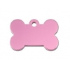 China Small Light Pink Bone Tag for sale