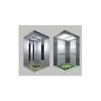 China Flexible Decoration Hydraulic Passenger Elevator Machine Room Less on sale