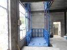 China CE Freight Elevator Safety With Environmental Protection Machine on sale