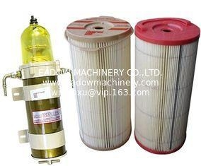 China Fuel Filter Auto Fuel Water Filter Separator Racor Parker for Excavator on sale
