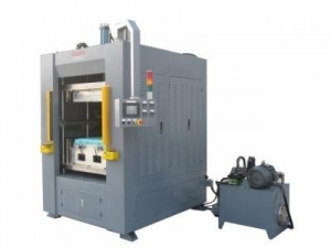 China Plastic Container Hot Plate Welder on sale
