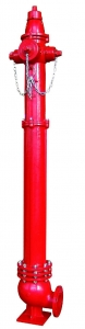 China Dry Barrel Fire Hydrant UL-FM Approval on sale