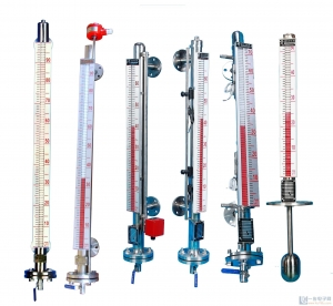 China magnetic liquid level meter (1) on sale