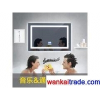 Multilayer solid wood right angle mirror