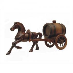 China Wooden Decoration OAK Barrel on sale