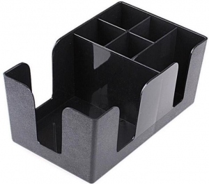 China BC003 Eco-friendly Plastic ABS Bar Caddy Paper Holder Napkin Holder Tissue Box on sale
