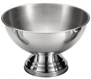 China IB002-02 9L Stainless Steel Barware Ice Bucket Champagne Bowl Wine Cooler on sale