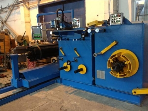 China High Voltage Foil Winding Machine on sale