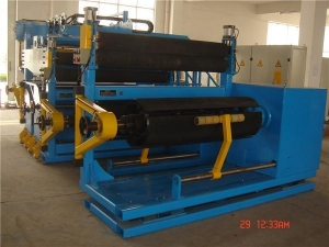 China Low Voltage Foil Winding Machine on sale