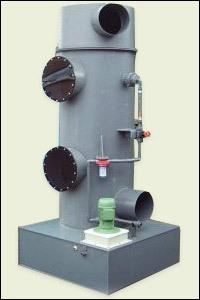 China Fume Scrubber on sale