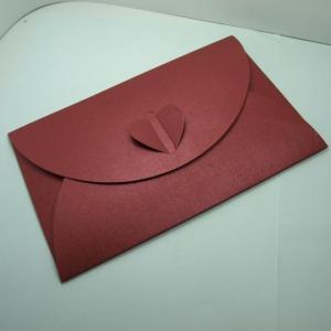 China XMT-C038 custom envelope & sleeve print on sale