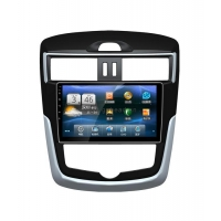 China For 9 Nissan Tiida(low) Car GPS Android 5.1.1 on sale