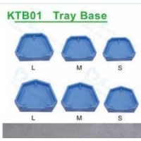 China Dental Tray Base with L/M/S Sizes on sale