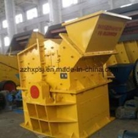 China Output Size 3-5mm Gravel Sand Making Machine on sale