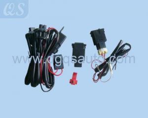 China Auto switch QS-H0043,Nissan Tiida fog lamp wire harness on sale