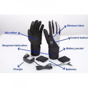 China Rechargeable Battery Heated Gloves system SM-HG001 on sale