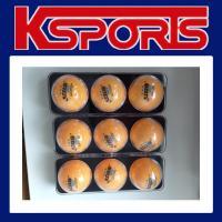 DHS 3-STAR 40mm 9PCS TABLE TENNIS / PING PONG BALL