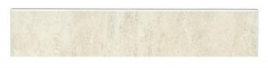 China Classico Ivory Gloss Bullnose 2 x 10 in Wall Tile on sale