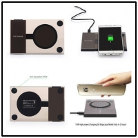 Universal Qi charging Wireless Charger base A10 10w for Sams