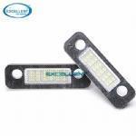 China Car LED License Plate Light BMW E46 4D LED License Plate Light on sale