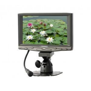 China Satellite Finder KPT6019HCAT 7Inch LCD Video & VGA&Monitor on sale