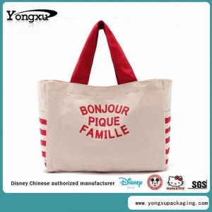 China Custom Canvas Tote Bags Supplier(crys411) on sale
