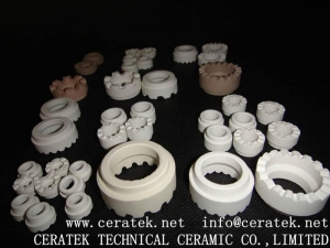 China ceramic ferrule for stud welding on sale