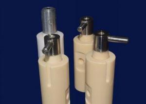 China OEM Ceramic High Pressure Piston Water Pump Precision Ceramic Machining on sale