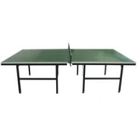 Single Folding Ping Pong Table