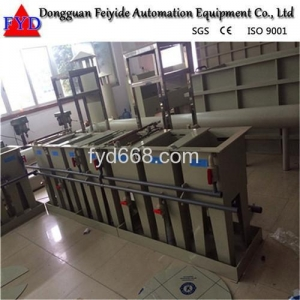 China Feiyide Manual Rack Gold Electroplating / Plating Machine for Jewelry Admin Edit on sale