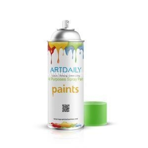 China Acrylic Spray Paint for Interior and Exterior on sale
