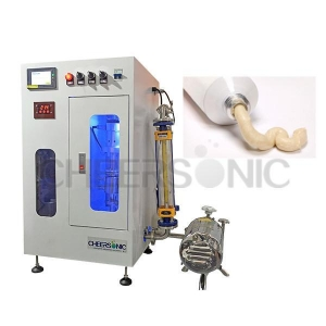 China Ultrasonic Emulsifying Ointment Emulsion Processing Machine on sale