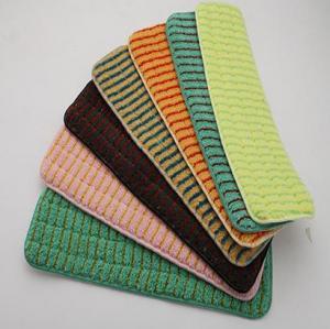 China Microfiber Flat Mop-Dope-dyed Yarn on sale