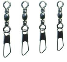 China factory wholesale barrel triple fishing swivel on sale