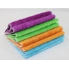 China Bamboo fiber dish cloth for sale