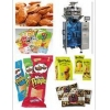 China frozen food, snack food milk powder weighing and packing 2 in 1 machine for sale