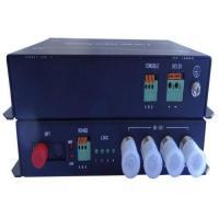 4 Ch SDI optical fiber media converter
