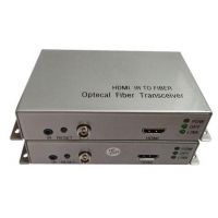 HDMI optical fiber media converter
