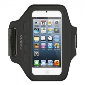 China Belkin Ease-Fit Armband for Apple iPod Touch 5th Generation (Black) on sale