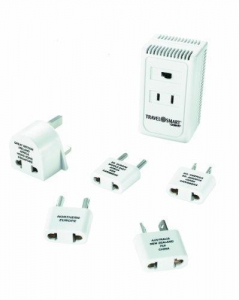 China Travel Smart by Conair High/Low 1875 Watt Converter and Adapter Set on sale