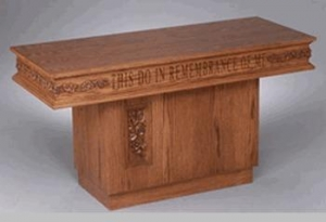China 560 Pedestal Table on sale