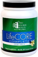 China LifeCORE Complete - Vanilla on sale