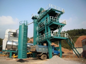 Quality LB1000 asphalt mixing plant for sale