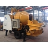 China Concrete mixer with pump for sale